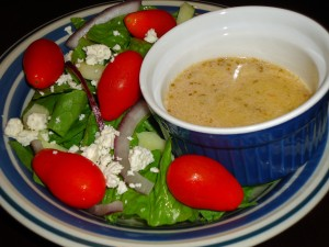 Greek Salad Dressing
