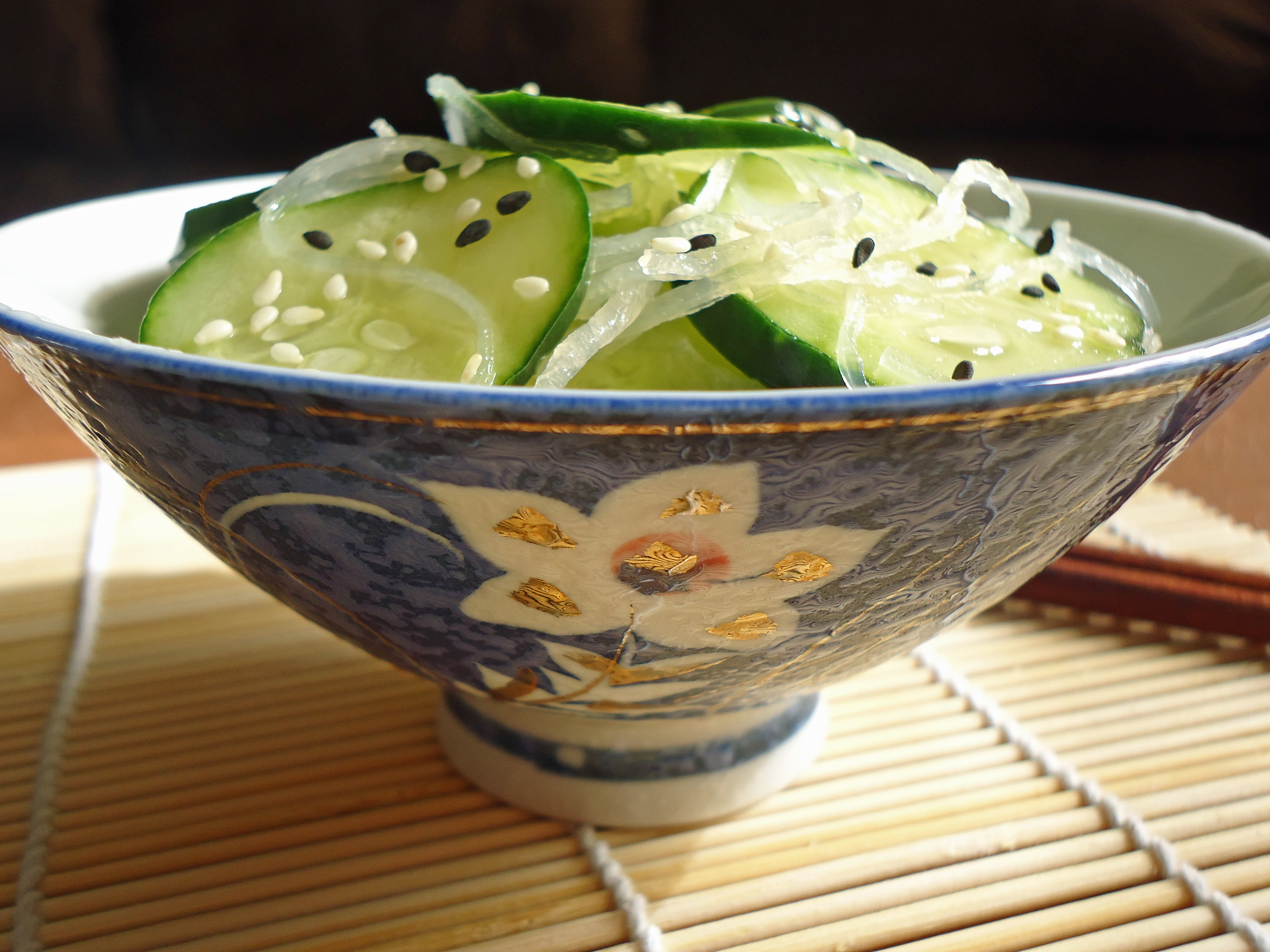 Sunomono (Japanese Vinegar Salad)