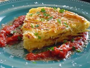 Frittata di Pasta e Uova (Pasta and Egg Frittata)