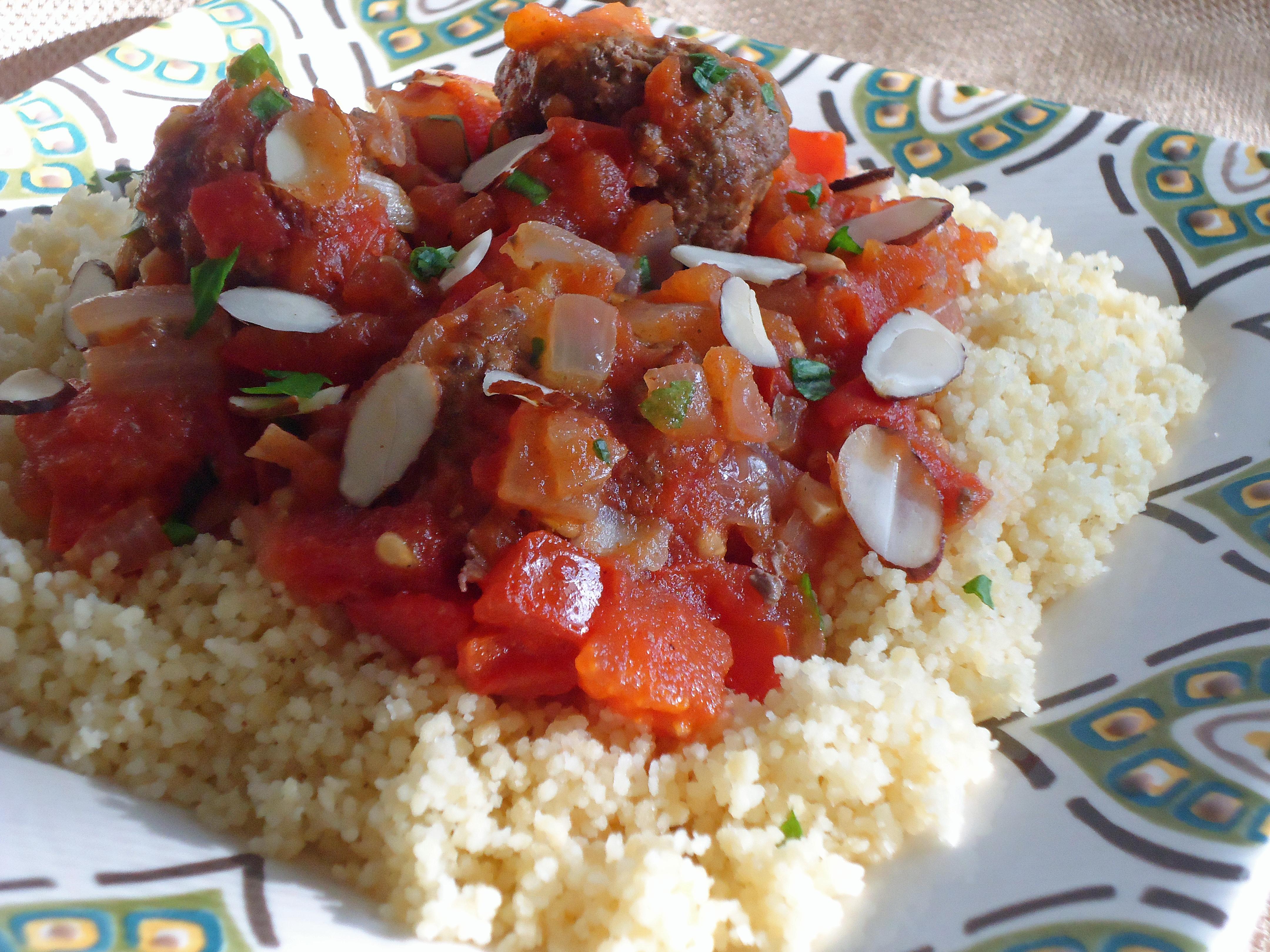 Kefta (Moroccan Meatballs)