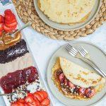 Pannenkoeken (Dutch Pancakes)