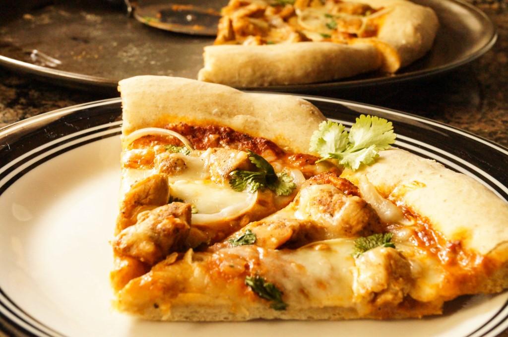 Chicken Tikka Masala Pizza | Tara's Multicultural Table