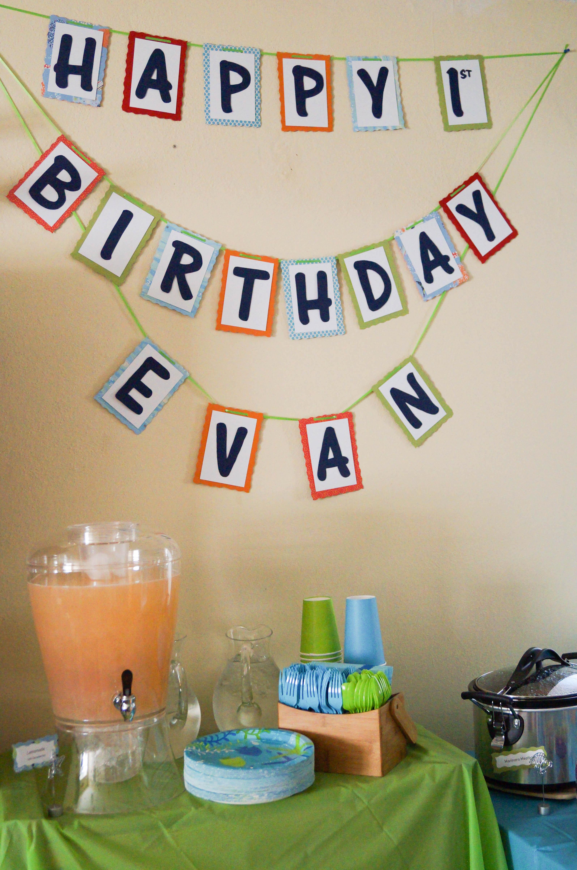 Happy Birthday Evan Tara S Multicultural Table
