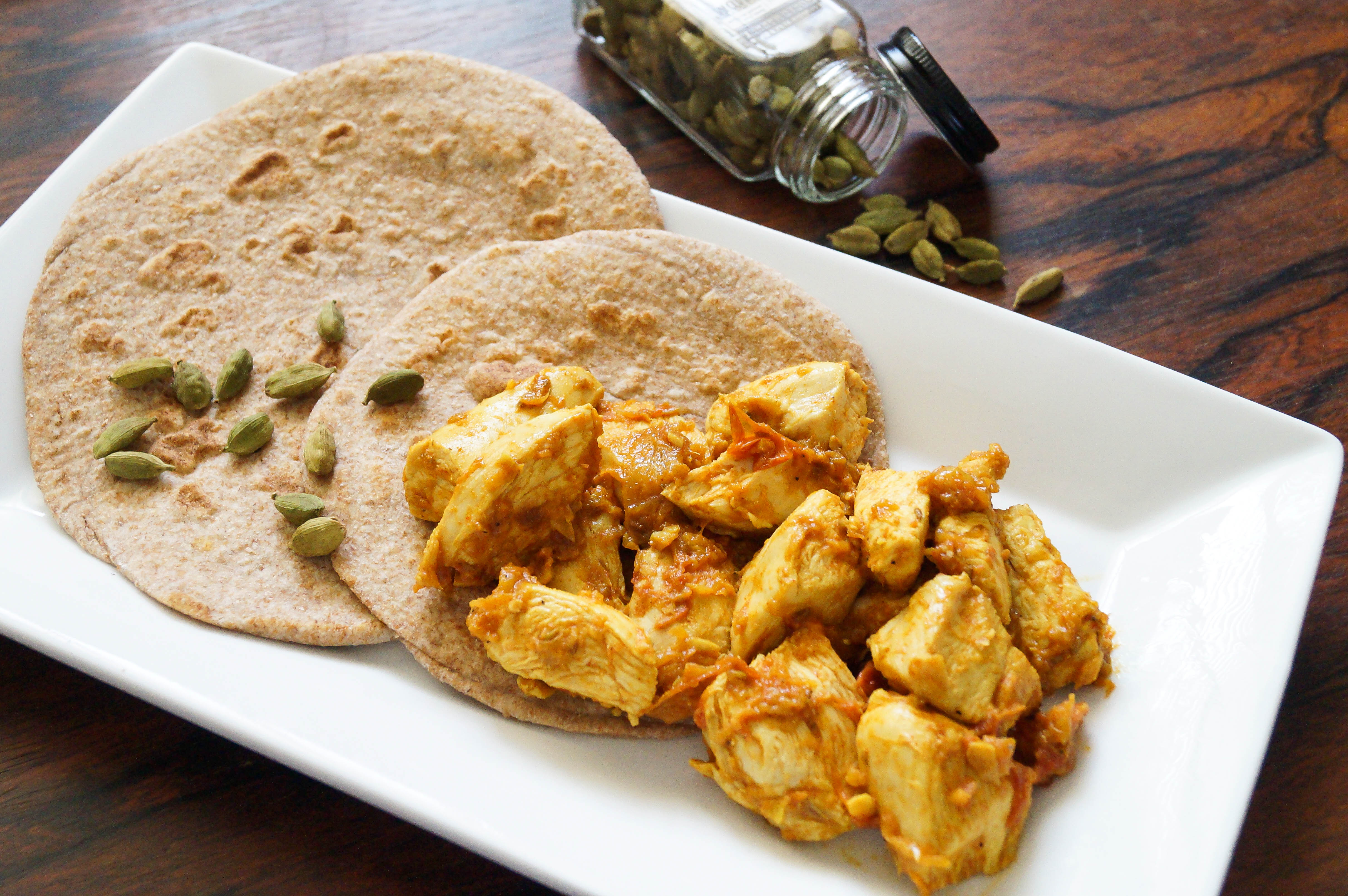 Masala Murgh (Indian Cardamom Chicken)