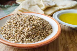 Dukkah (Egyptian Hazelnut Spice Mix)