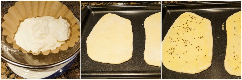 how to make flat bread with yogurt