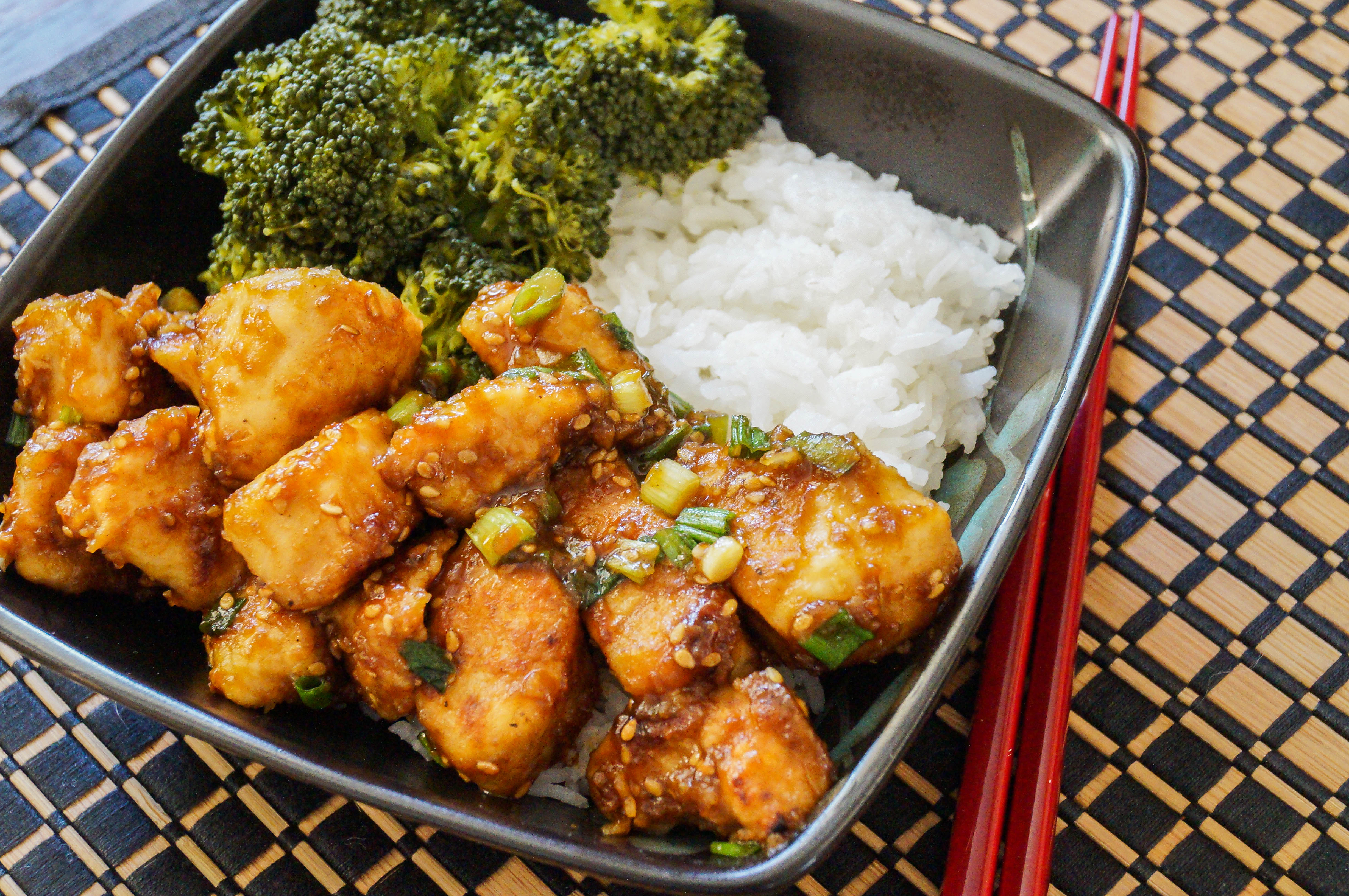 lighter side sesame chicken sesame chicken lighter sesame chicken