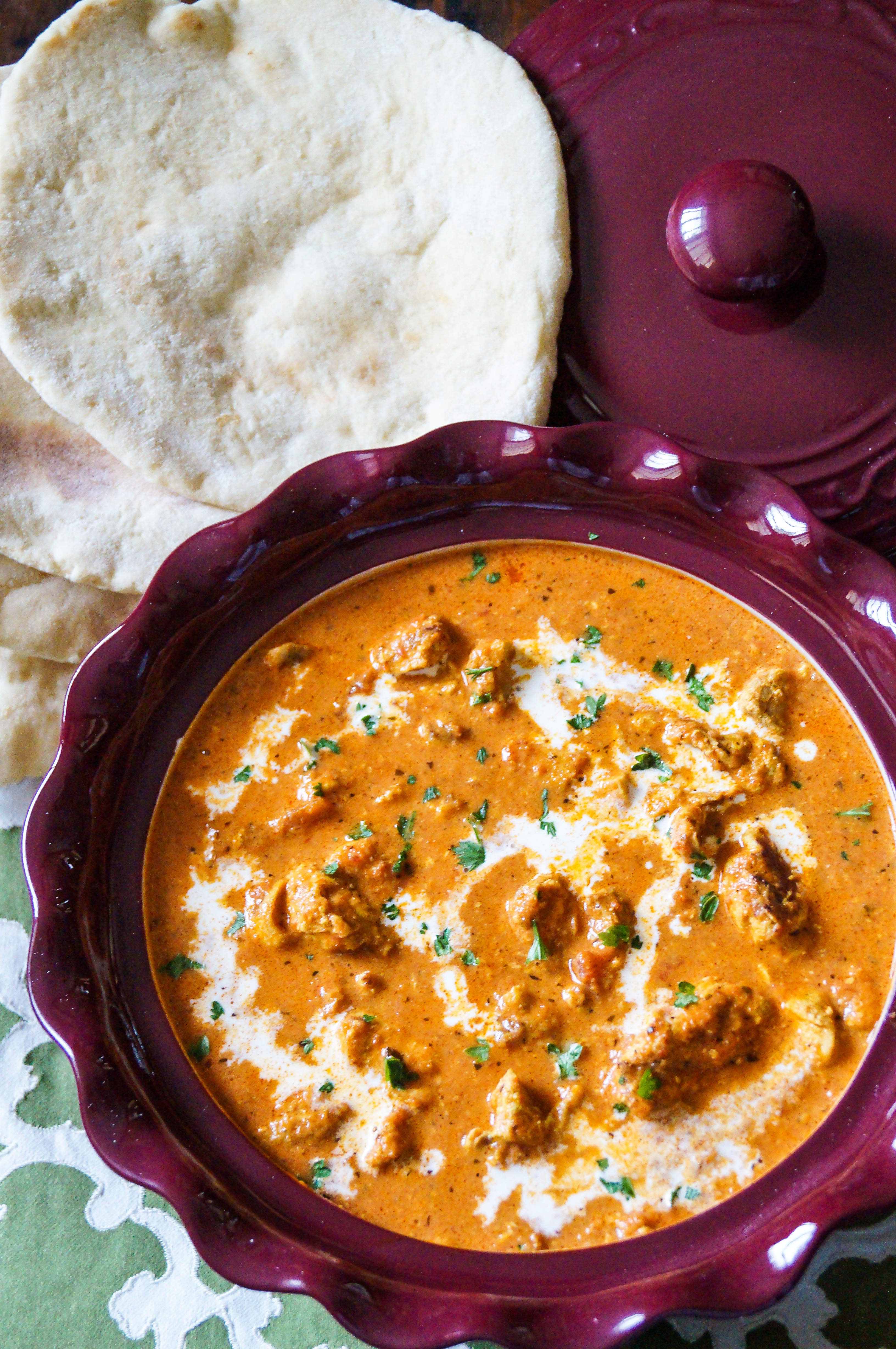Chicken makhani - photo#25