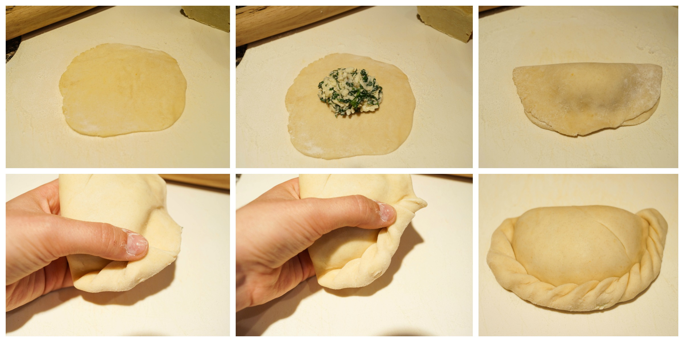 Empanadas de Espinaca (Spinach Empanadas) | Tara's Multicultural Table
