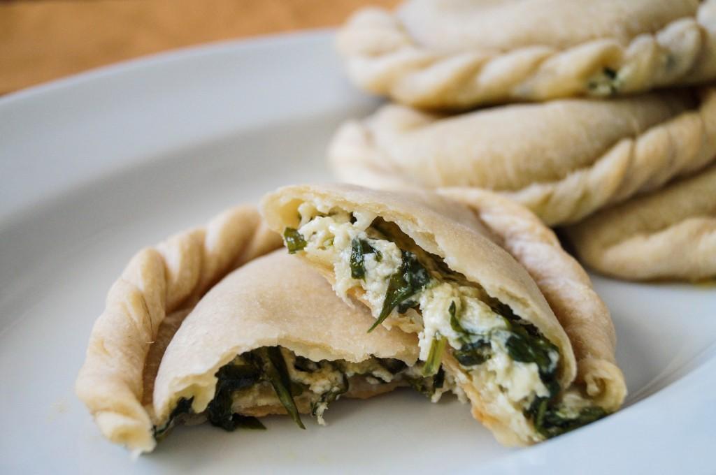 Empanadas de Espinaca (Spinach Empanadas) | Best Yummy Recipes