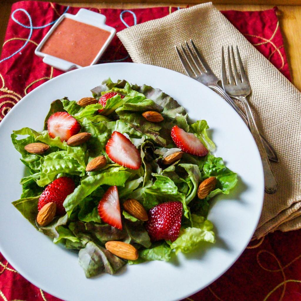 strawberry almond salad (1 of 3)