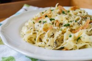 Nouilles a l'Alsacienne (Alsatian Poppy Seed Noodles)