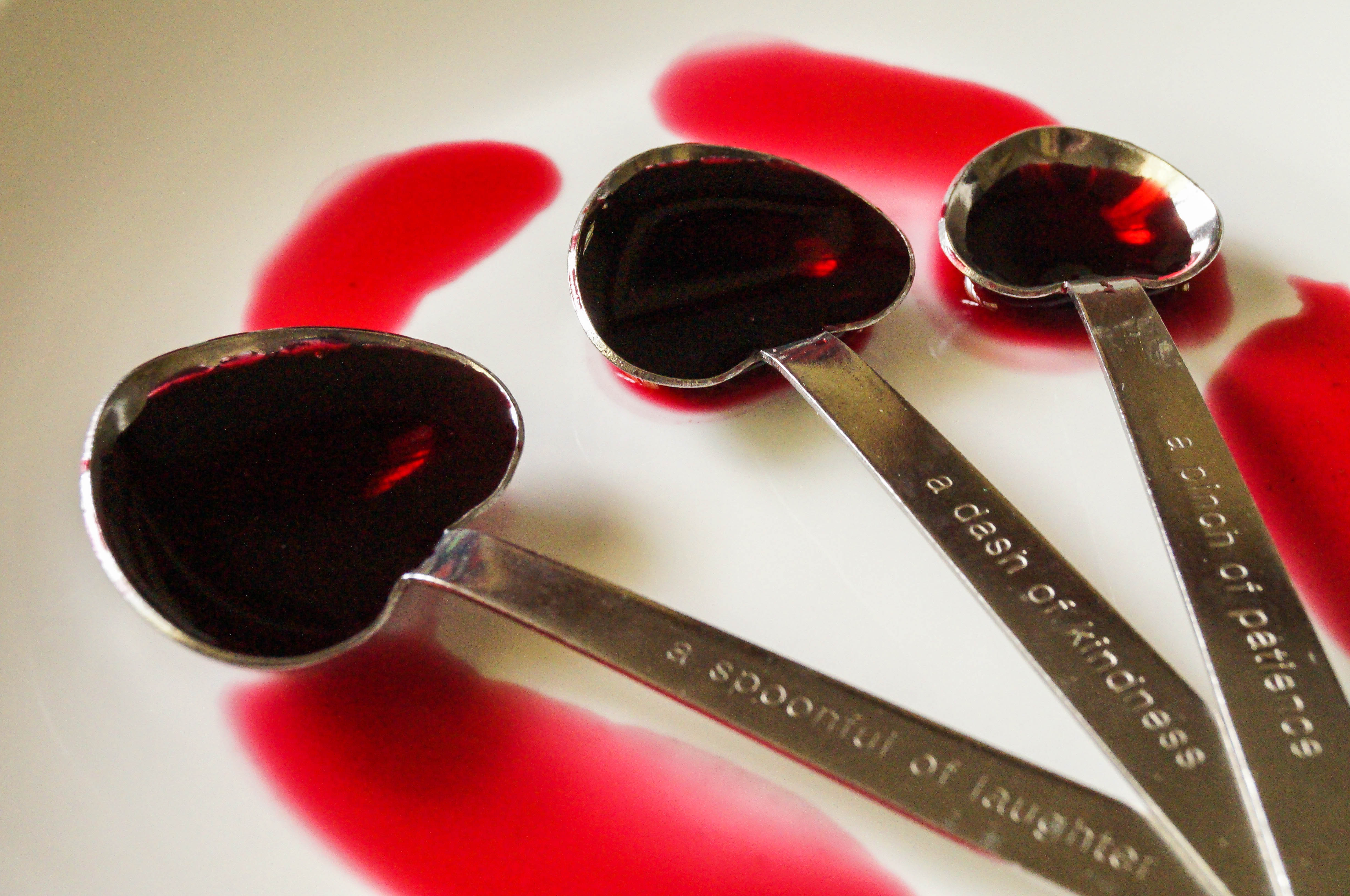 How-To: Red Food Coloring