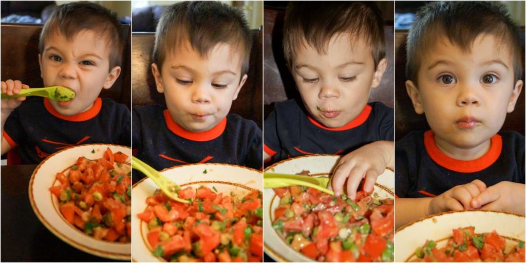 salata tomatim bel daqua