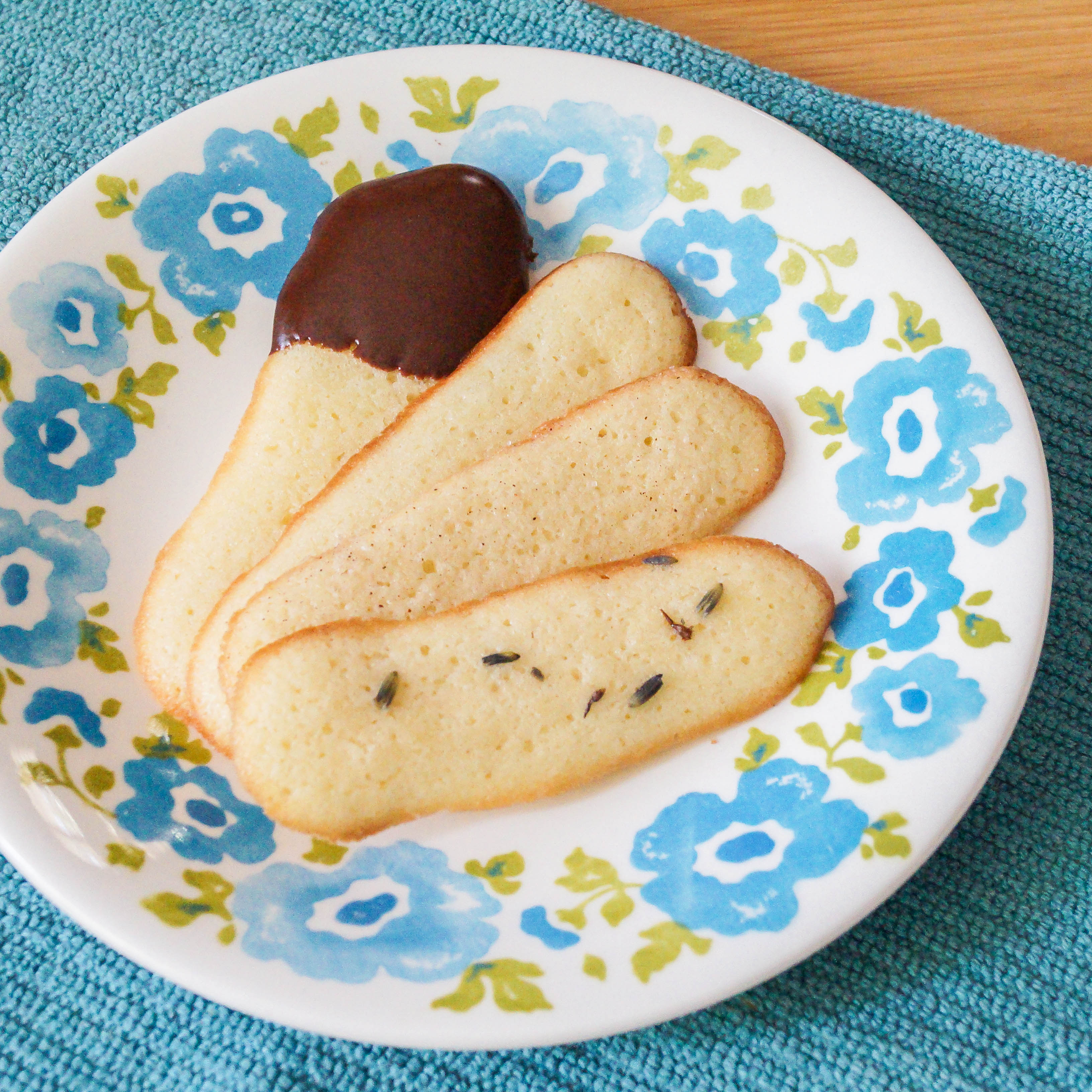 Langues De Chat 4 Of 6 Print French Cat Tongue Cookies