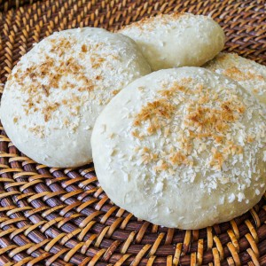 Pan de Coco (Dominican Coconut Bread)