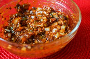 Ssamjang (Korean Spicy Dipping Sauce)