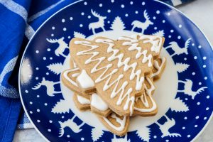 Medenjaci (Croatian Gingerbread Honey Cookies)