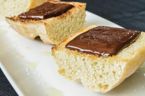 Spain Cookbook Review and Pan con Chocolate