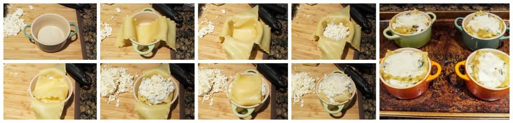 individual lasagne