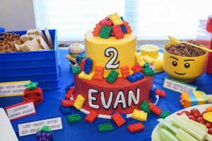 Happy 2nd Birthday Evan!