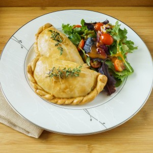 Universal Orlando Part 1 and Cornish Pasties (Cornish Pastry Filled with Beef and Vegetables)