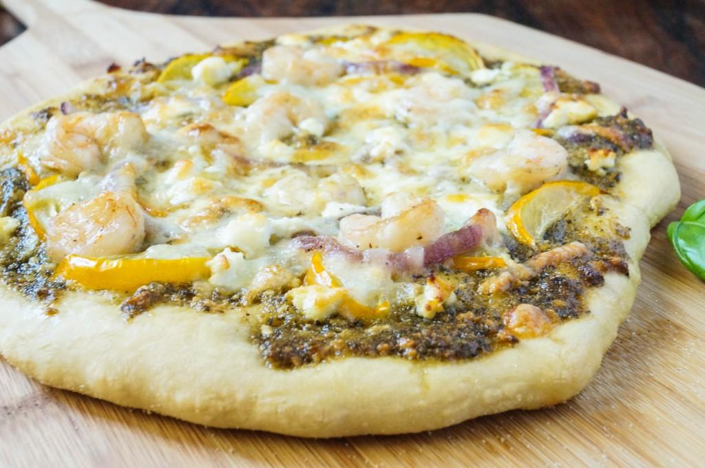 shrimp pesto pizza (2 of 3)