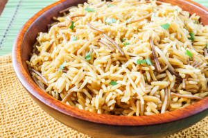 Arroz con Fideos (Dominican Rice and Noodles)