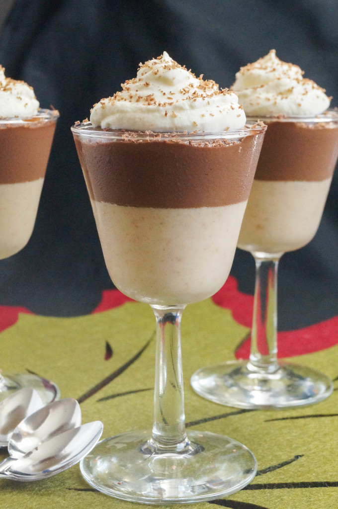 Chocolate and Peanut Butter Pudding Parfaits | Tara's Multicultural ...