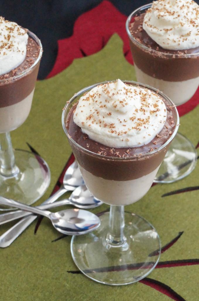 chocolate peanut butter pudding parfait (2 of 3)
