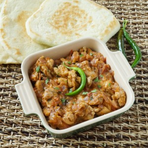 Murgh Handi (Pakistani Chicken with Tomatoes)