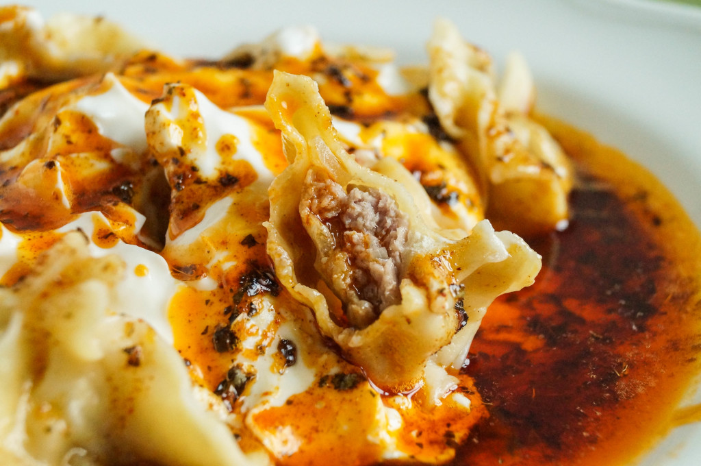 Image result for turkish manti