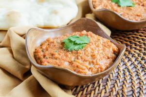 Rougaille Pistache (Mauritian Peanut Sauce)