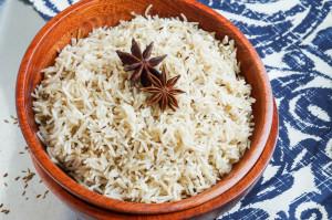 Jeera Pulao (Indian Cumin Rice)