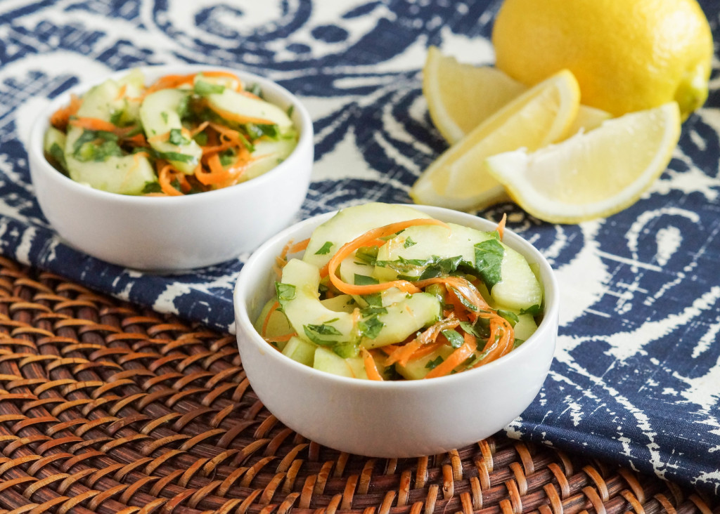 Tanzanian Cucumber Salad (1 of 3)