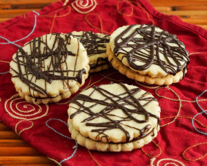 Garabatos (Mexican Scribble Cookies)