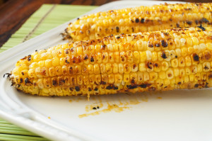 Miso Butter Grilled Corn