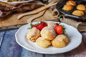 Nutella Stuffed Aebleskiver and Smithsonian National Zoological Park