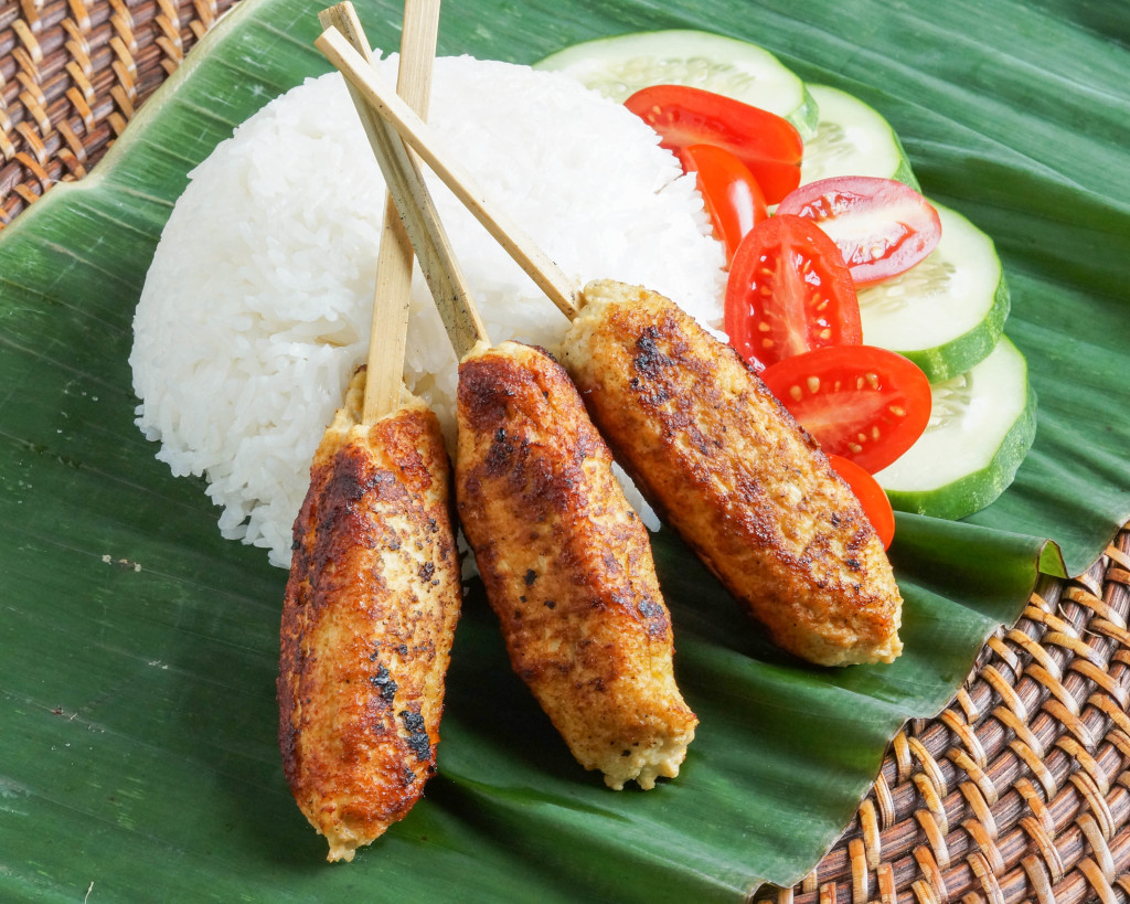 Sate Lilit Ayam (2 of 3)