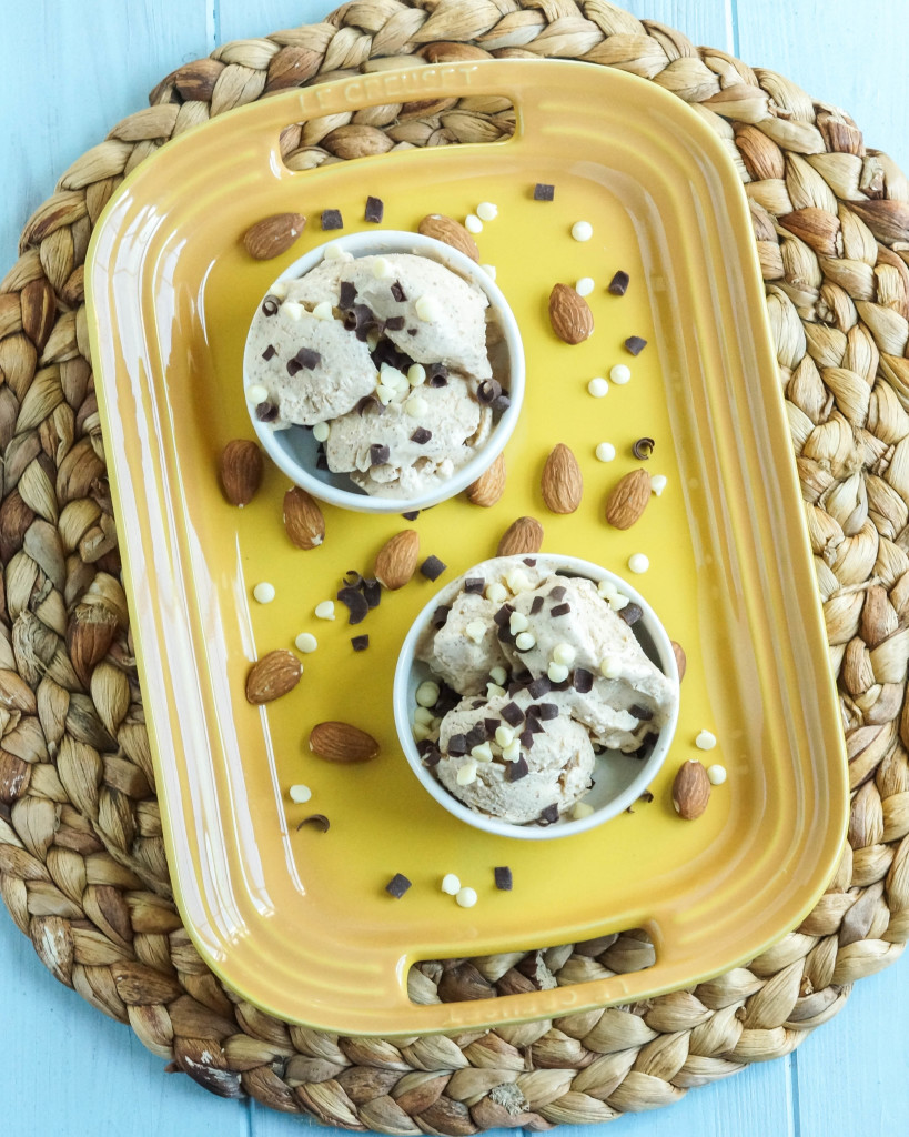 Almond Butter Frozen Yogurt (2 of 3)