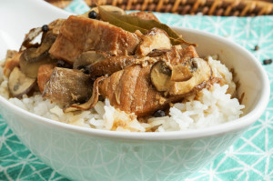 Chinese-Style Pork Adobo