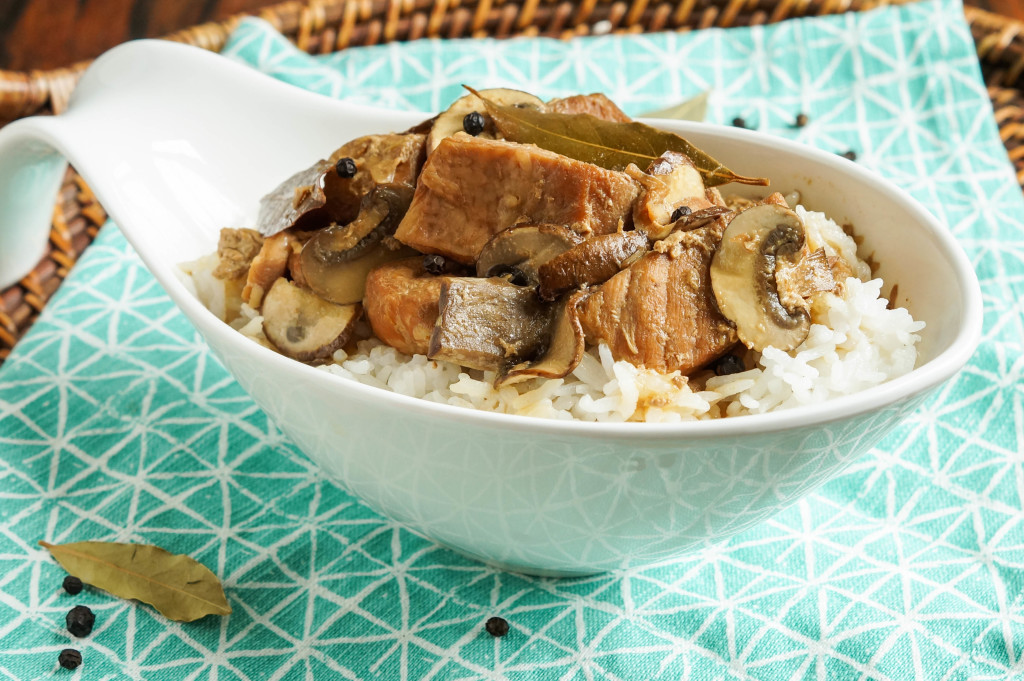 Chinese Style Pork Adobo (2 of 3)