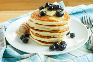 Secret Recipe Club: Scotch Pancakes