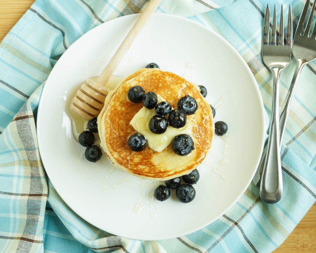 Scotch Griddle Cakes (2 of 3)