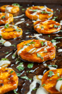 The New Mediterranean Table Cookbook Review and Sweet Potatoes with Tamarind and Tahini
