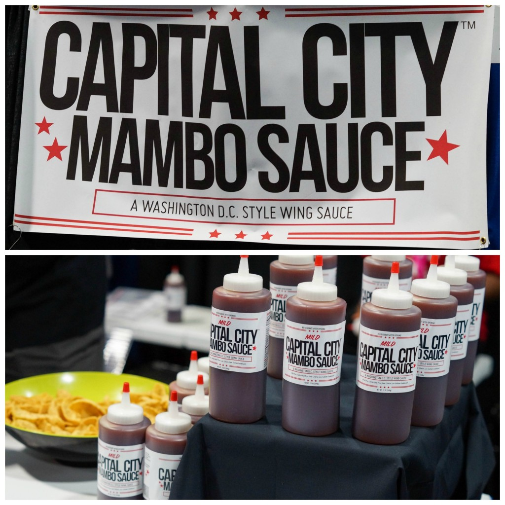 Capital City Mambo Sauce