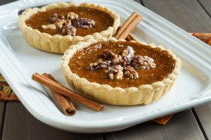 Culinaria Greece Cookbook Review and Pumpkin Tarts