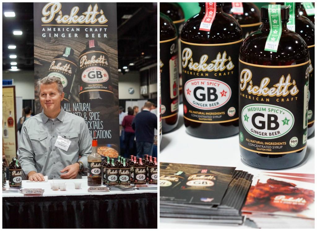 Pickett's Ginger Beer