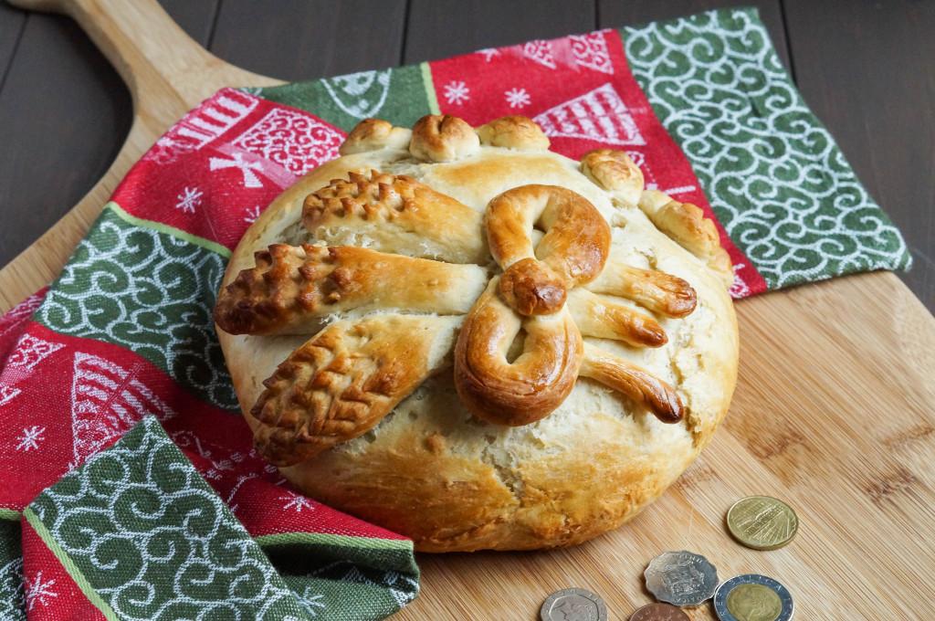 Koledna Pitka (Bulgarian Christmas Bread) (9 of 9)