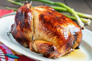 Cantonese Roast Chicken